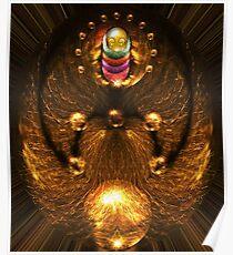 La planète en or Poster