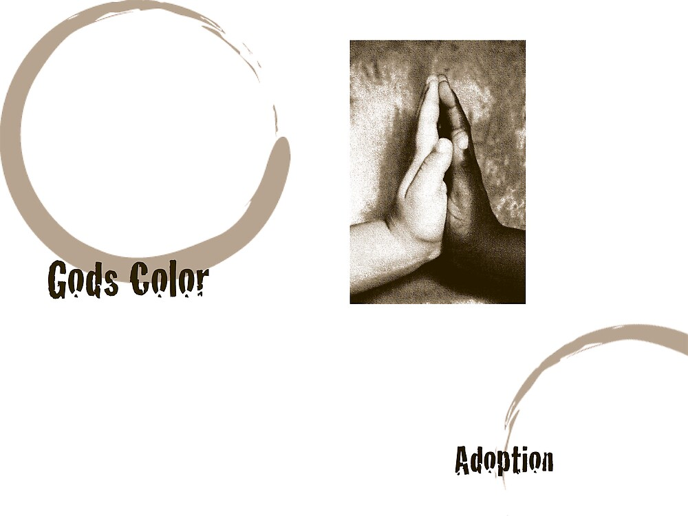 God's color-Adoption by Kelly Putty