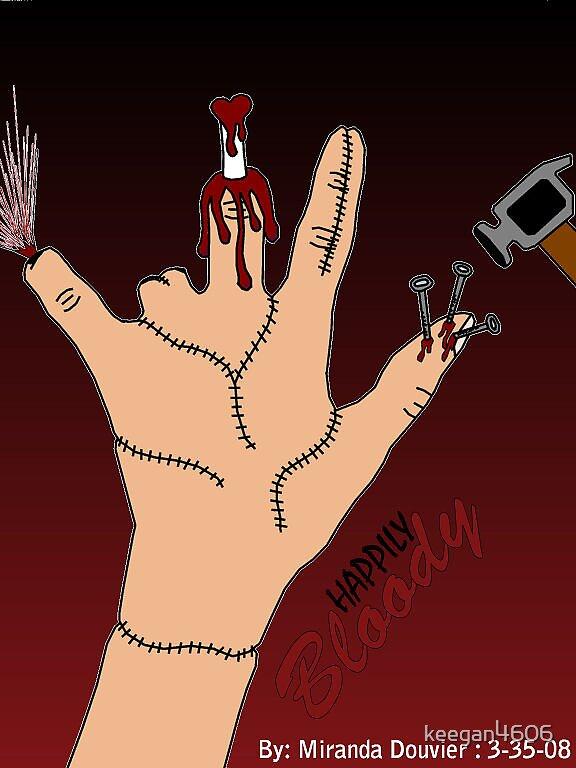 Happily Bloody 2 by keegan4606