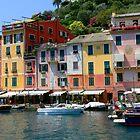 The colors of Portofino by annalisa bianchetti
