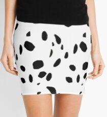 Dalmatian Print Mini Skirt