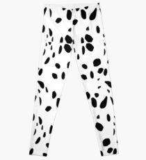 Dalmatiner-Druck Leggings