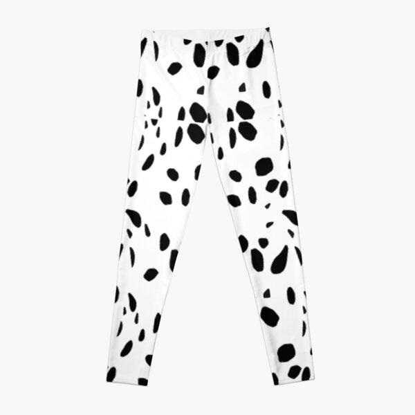 Dalmatian Print Leggings