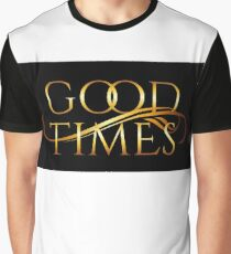 GOOD TIMES Graphic T-Shirt