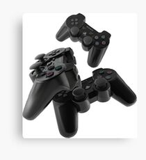 gamer ps3 Canvas Print