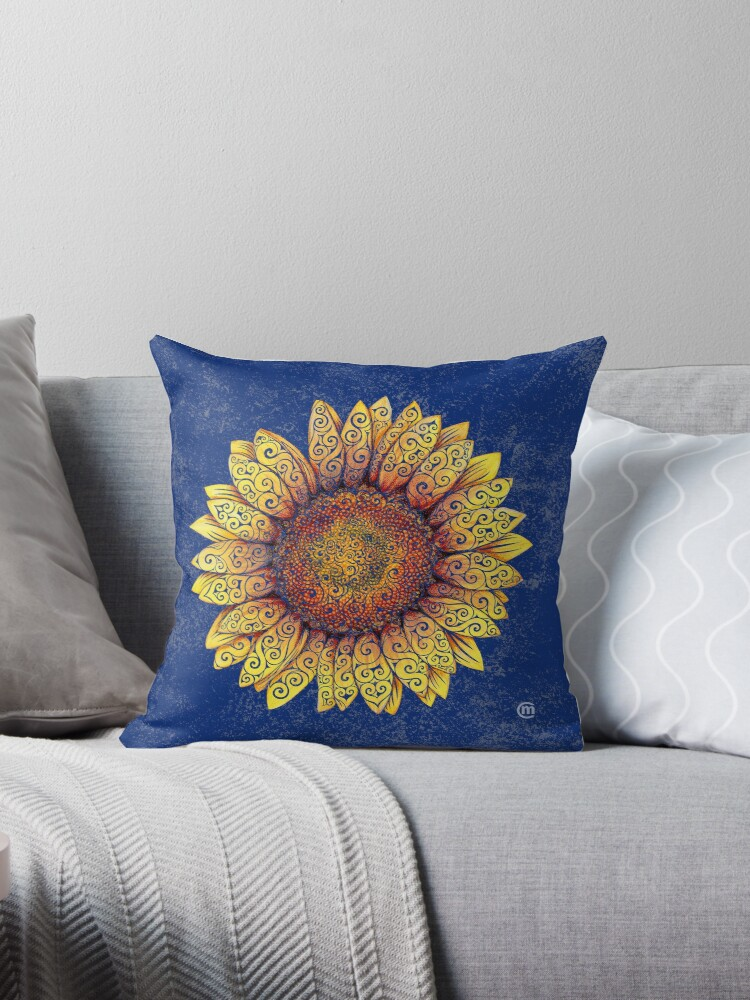 Swirly Sunflower by SwirlyDesign