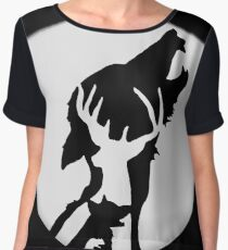 Moony,Wormtail,padfoot,&prongs Women's Chiffon Top