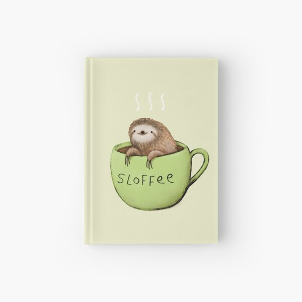 Sloffee Hardcover Journal