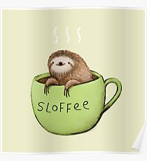 Sloffee Poster