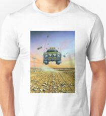 Are We There Yet - Feral Ute Unisex T-Shirt