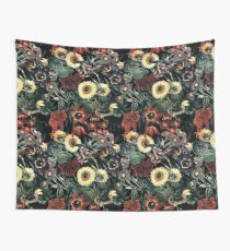 NIGHT GARDEN XXVI Wall Tapestry