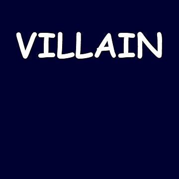 Villain by newbs