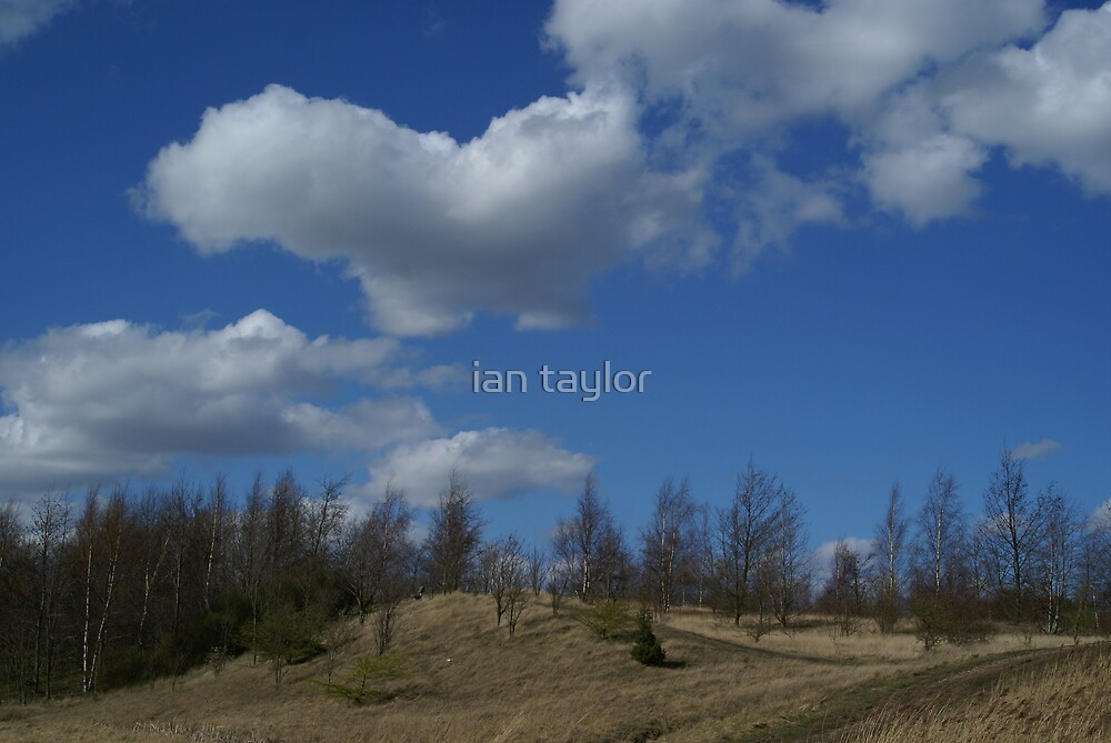 cloudy day by ian taylor