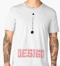 pen tool love  Men's Premium T-Shirt