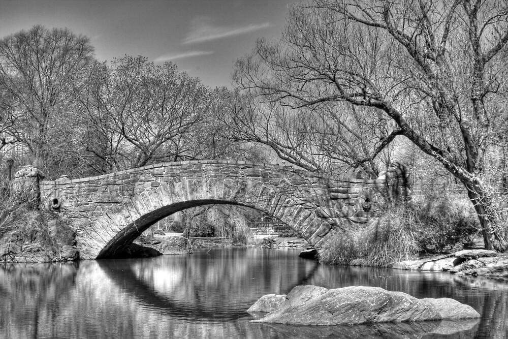 Little Bridge by SinaStraub