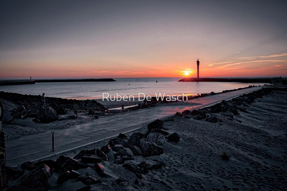 Sunset by Ruben De Wasch