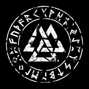 Valknut by absynth