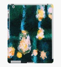 Electrolight by Susanne Schwarz iPad Case/Skin