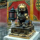 Chinese Statue by Merilyn