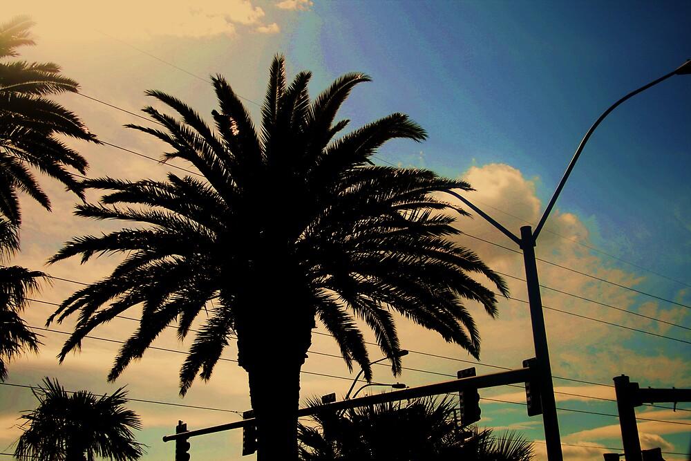 Vegas sky by mel1forjon