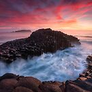 Fingal Head by Michael Breitung