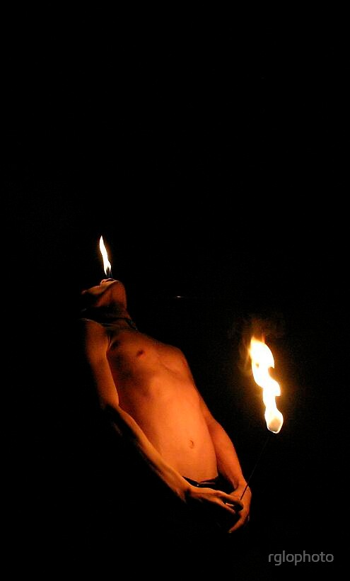 Fire Eater 2 by rglophoto