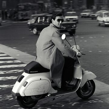 Scooterman Rome by flosmith