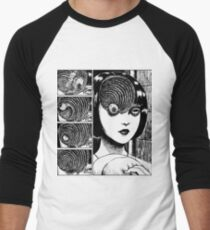 Uzumaki Men's Baseball ¾ T-Shirt