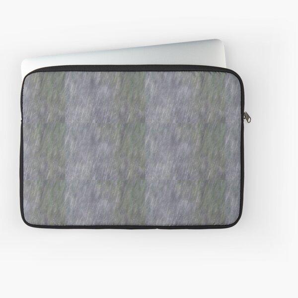Afternoon Delight - Wet Tropics Downpour (Rain Detail)  Laptop Sleeve