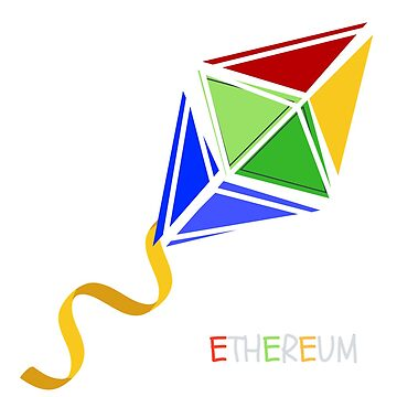 Ethereum kite colour by mikeblue7