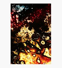 Stains Photographic Print