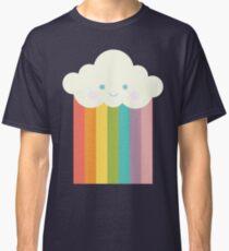 Proud rainbow cloud Classic T-Shirt