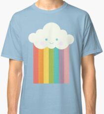 Proud rainbow cloud Classic T-Shirt