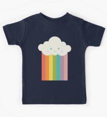 Proud rainbow cloud Kids Clothes
