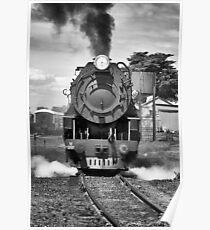 004 Under Steam Poster