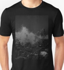 In My Dark Place (Where I Never Feared to Drown) Unisex T-Shirt