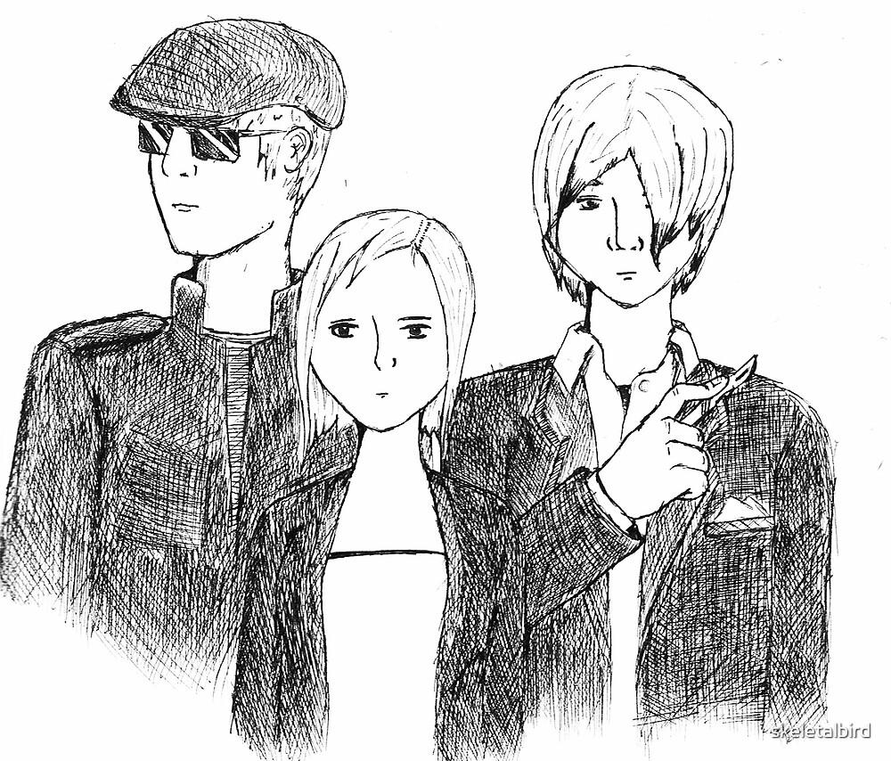 3 by skeletalbird