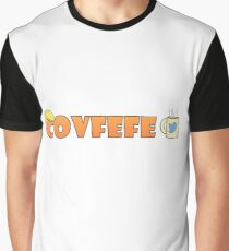 Covfefe Coffee Trump Tweets Graphic T-Shirt