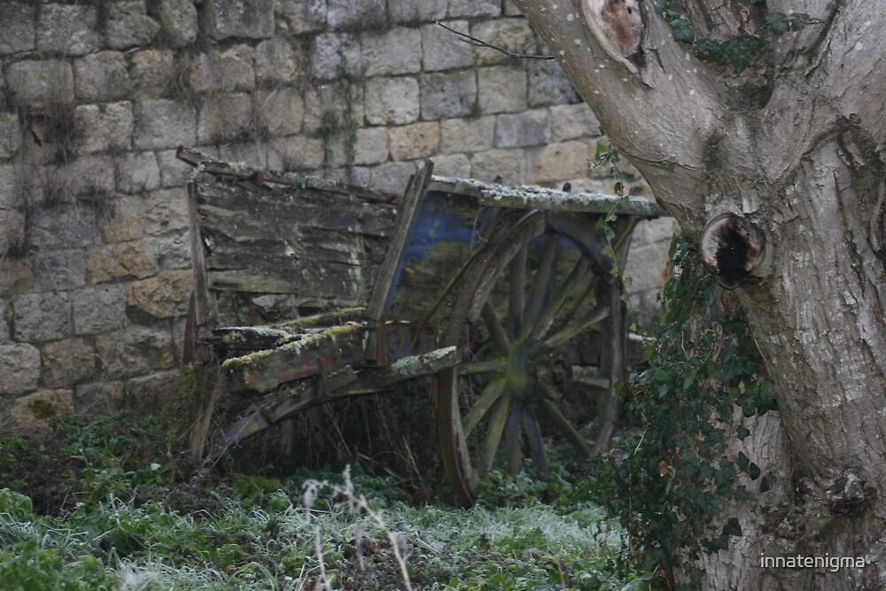 little lost wagon by innatenigma