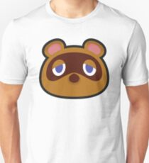 TOM NOOK ANIMAL CROSSING Unisex T-Shirt