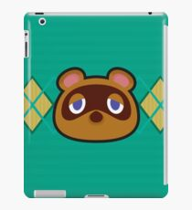 TOM NOOK ANIMAL CROSSING iPad Case/Skin