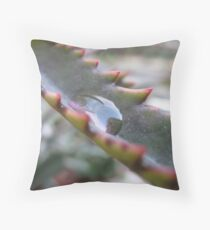 Flowing Throw Pillow