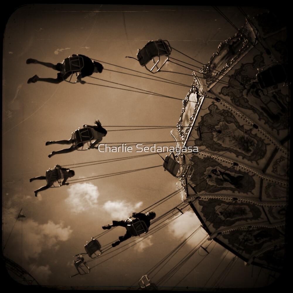 ...to the sky... by Charlie Sedanayasa