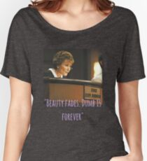 Judge judy. Beauty fades, dumb is forever. Women's Relaxed Fit T-Shirt