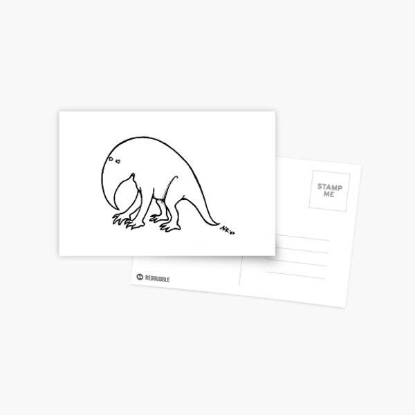 Schlubbi! Postcard
