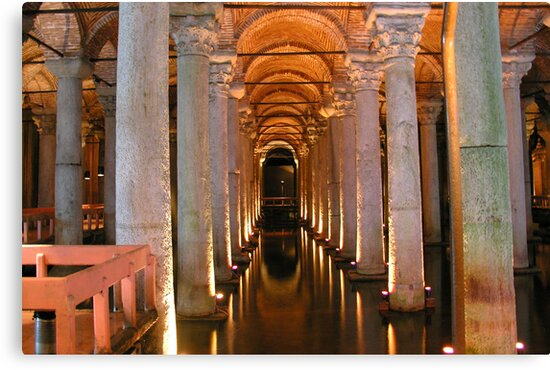 Basilica Cistern by michelle123