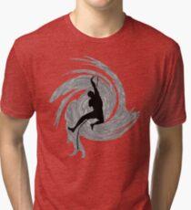 Climb Time Tri-blend T-Shirt