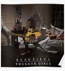 Young Thug | Easy Breezy Beautiful Thugger Girls (EBBTG) Poster