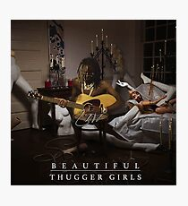 Young Thug | Easy Breezy Beautiful Thugger Girls (EBBTG) Photographic Print