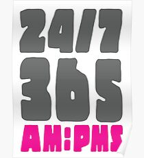 am-pms Poster
